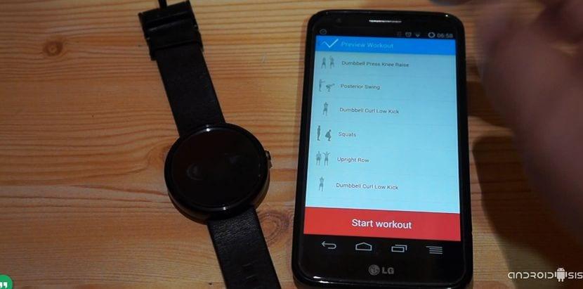 La mejor Aplicación de Fitness para Android Wear