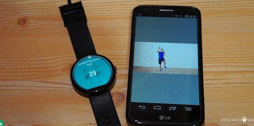 Aplicaciones imprescindibles para Android Wear: Hoy, Vimo tu personal trainer