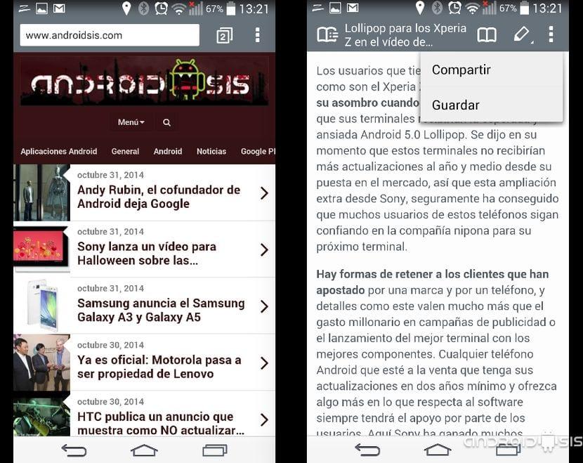 [APK] El Launcher de Asus, navegador web y Quick Notes para todos los Android