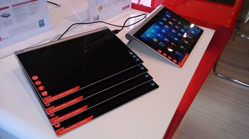 Lenovo Yoga 2 varias