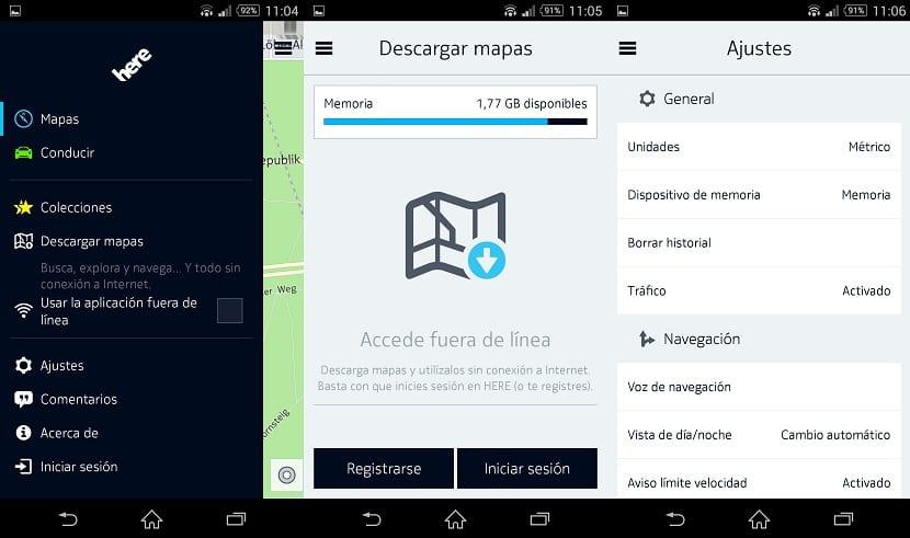 Maps Nokia