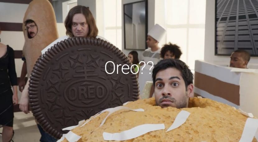 Oreo Android L