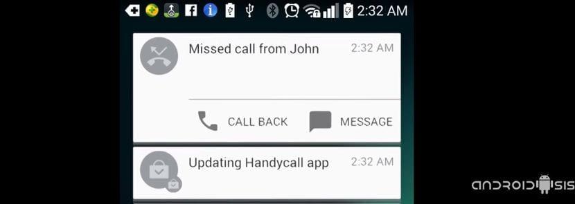 Pantalla de bloqueo de Android L para todos los Android 4.0 o superior