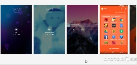 Peek, el sistema de notificaciones inteligente ya disponible en el Play Store