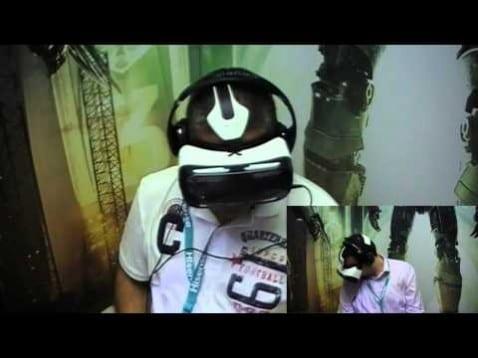 Samsung Gear VR a 199 Euros