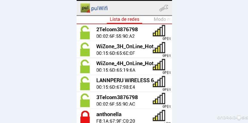 [APK] PullWifi, consigue conexión Wifi gratis en un montón de Routers compatibles