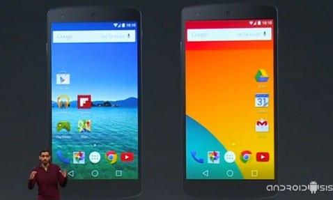 Recopilación de aplicaciones de Android 5.0 Lollipop que puedes instalar ya en tu Android