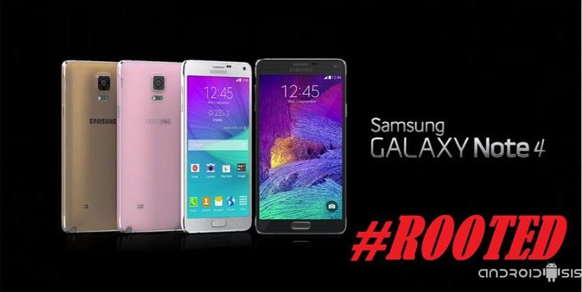 Cómo Rootear el Samsung Galaxy Note 4