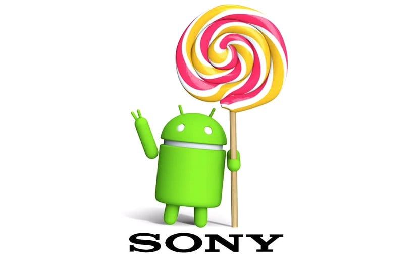 Sony Lollipop