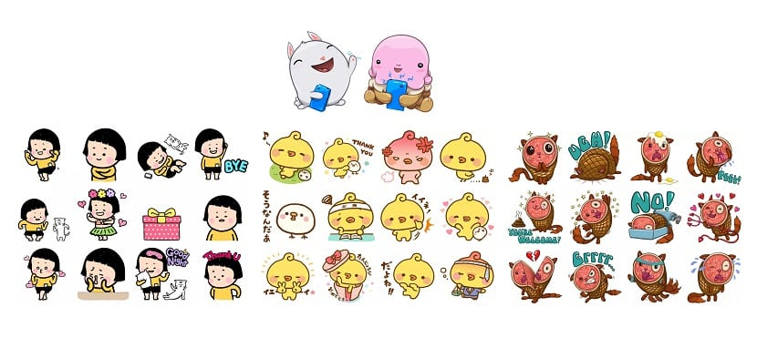 Stickers Facebook Android
