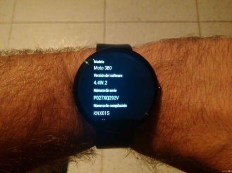 Todo lo que nos ofrece la nueva actualización Android Wear 4.4W2