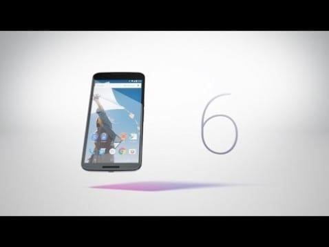 Ya tenemos Nexus 6, el terminal más caro de la saga Nexus