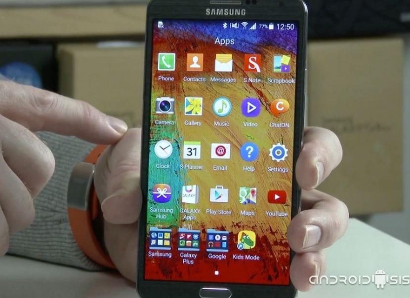 Cómo actualizar el Samsung Galaxy Note 3 a Android Lollipop-1