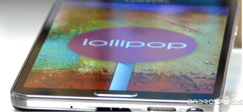 Cómo actualizar el Samsung Galaxy Note 3 a Android Lollipop