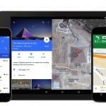 "[APK] Descargar Google Maps 9.0 para todos los Android 4.1 o superior ""Material Design"""