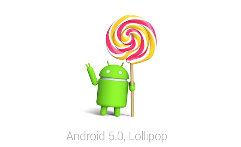 Problemas Android 5.0