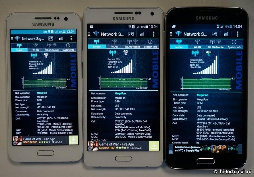 Samsung Galaxy A5 Antennagate