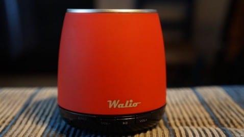 Probamos el Walio IBTA 211, sensacional altavoz Bluetooth para cualquier tipo de dispositivo