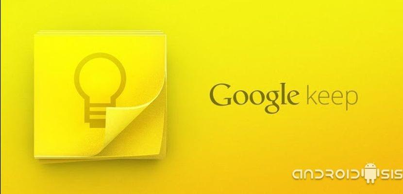 [APK] Descarga Google Keep 3.0 Material Design