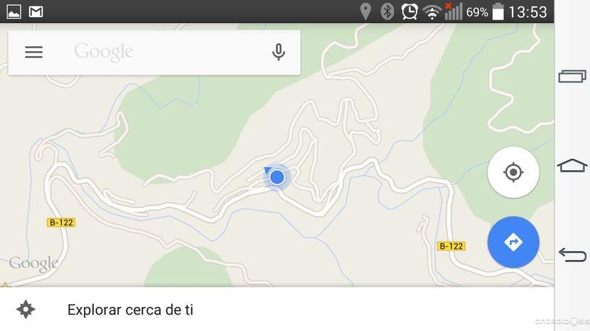 descargar google maps gratis para movil