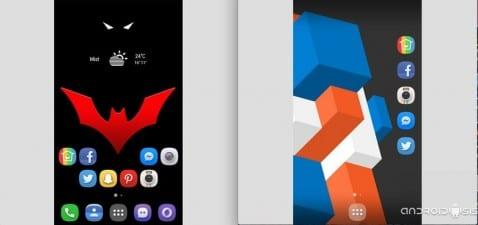 Aplicaciones increíbles para Android; Hoy Cobo Launcher