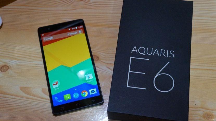 [SORTEO] Consigue un BQ Aquaris E6 copletamente gratis con Androidsis y HolaMOBI