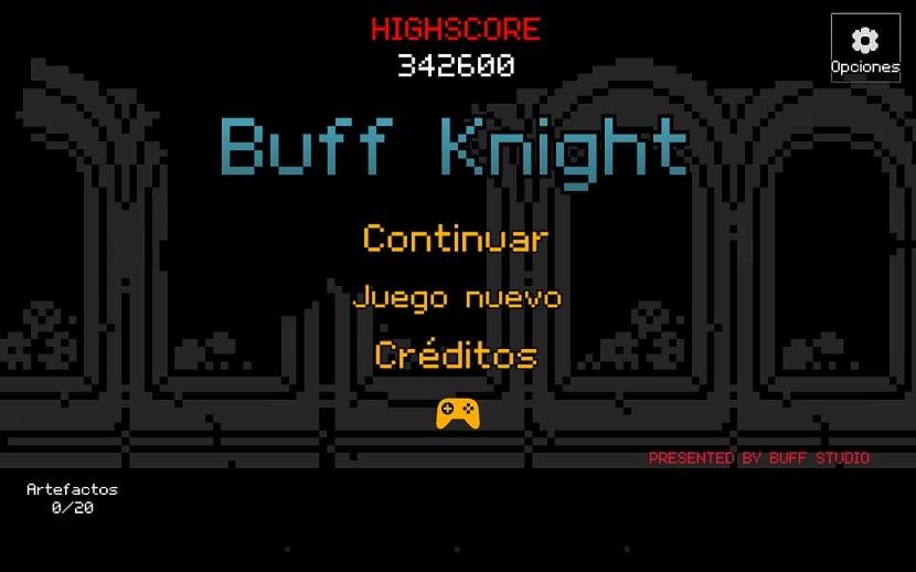 Buff Knight
