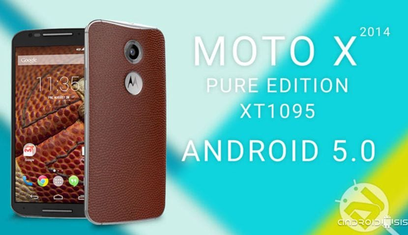 Cómo actualizar el Moto X 2014 a la nueva versión filtrada de Android Lollipop