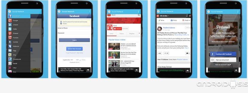 Controla todas las redes sociales desde una sola aplicación