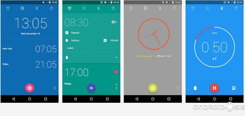 Descargar e instalar el reloj de android Lollipop en cualquier terminal Android 4.0+