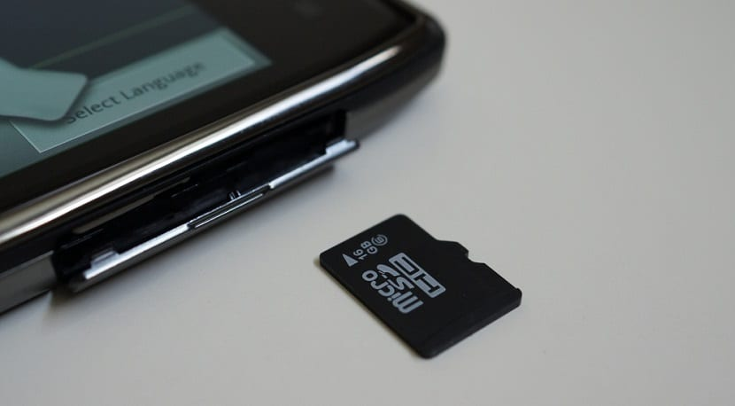 microSD Android 5.0