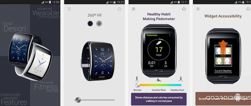 Prueba el Samsung Gear S gratis con Gear S Experience