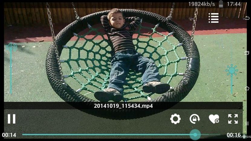 Aplicaciones increíbles para Android: Hoy XMTV Player reproductor multimedia para Android que lo lee todo