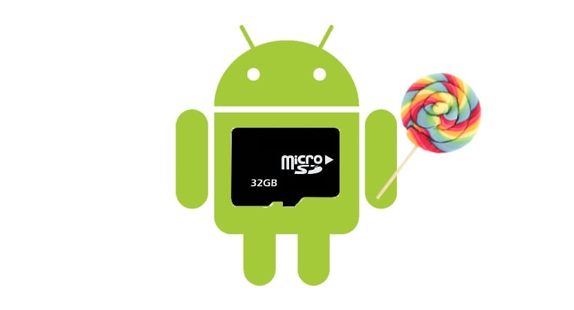 Android 5.0 SD