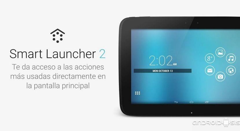 Smart Launcher 2 un Launcher funcional y muy configurable orientado a la productividad