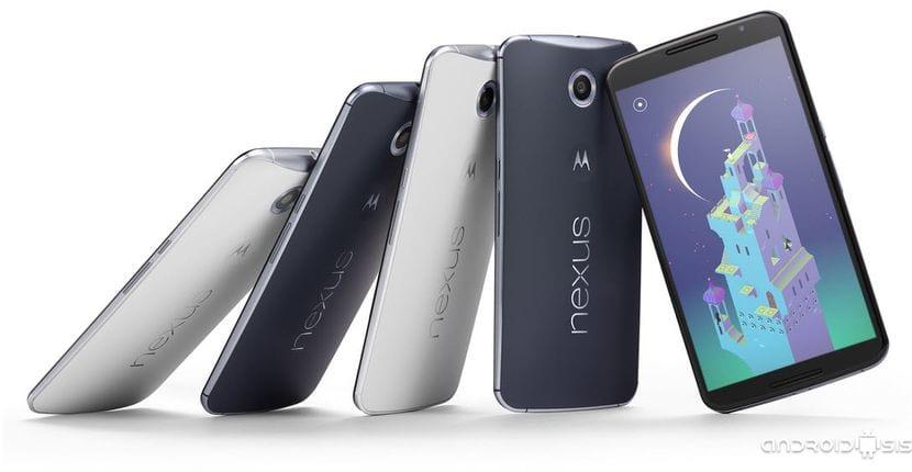 Unboxing Nexus 6: primeras impresiones