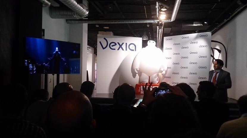 Vexia evento