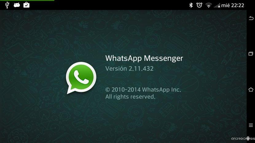 WhatsApp ya te informa cuando un mensaje ha sido leído por el destinatario