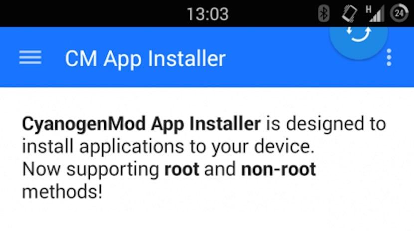 CM App Installer