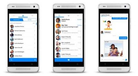 Facebook Messenger confirmacion lectura