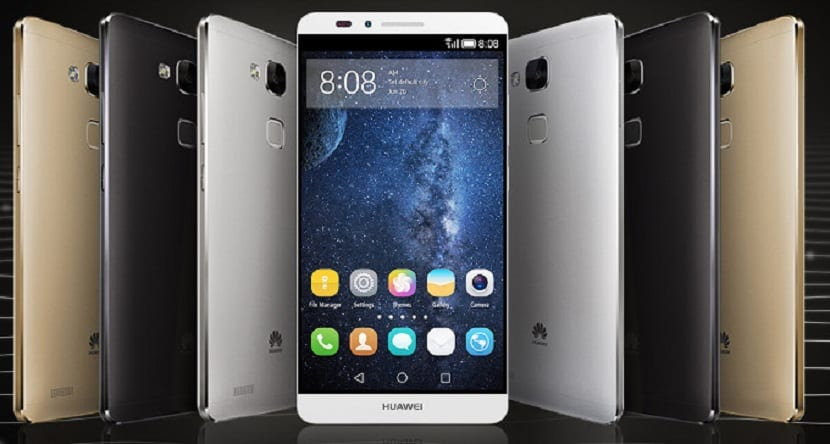 Huawei Ascend Mate 7 Monarch