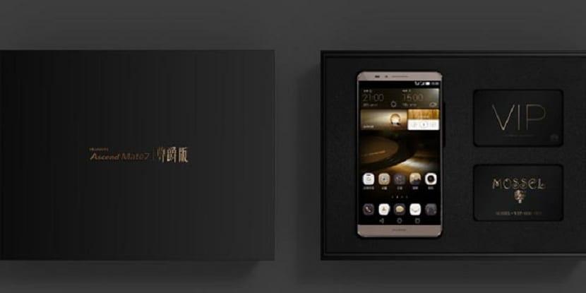 Huawei Ascend Mate 7 Monarch