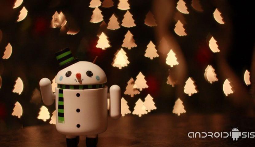 Los mejores Wallpapers de navidad para adecuar nuestro Android en estas fechas