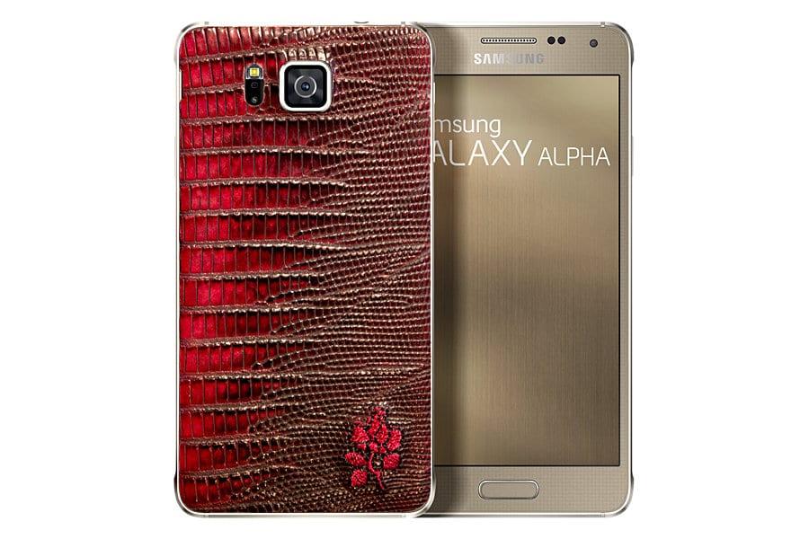 Samsung Galaxy Alpha edición limitada (6)
