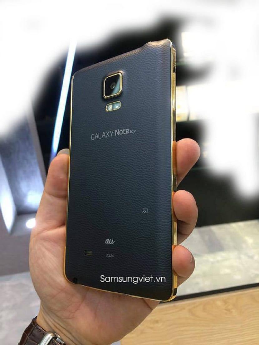 Samsung Galaxy Note Edge oro (2)