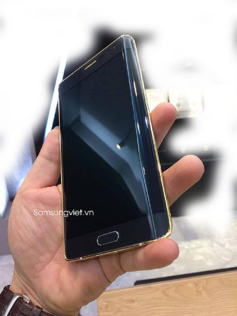 Samsung Galaxy Note Edge oro (3)