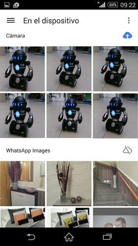 Copia seguridad automatica imagenes