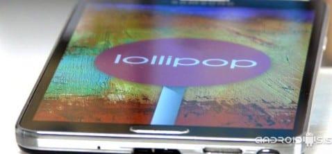 Cómo instalar Android Lollipop en el Samsung Galaxy Note 3. Firmware Leak Samsung Android 5.0
