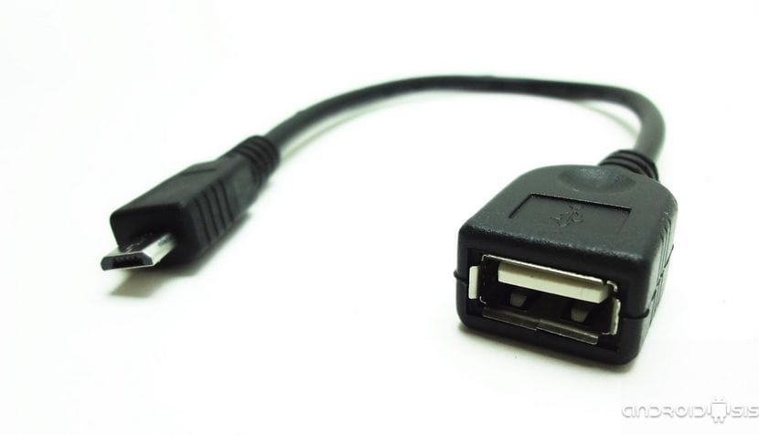 Cómo usar correctamente la conexión USB OTG en Android