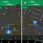 [APK]Descarga Google Maps versión 9.2 con nuevos ajustes de navegación